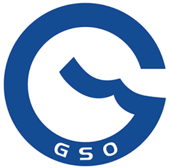 Logo for GSO (Gulf States)