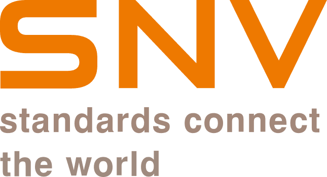 Logo for SNV (Switzerland)