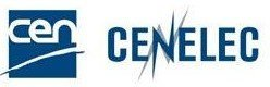 Logos for CEN and CENELEC (Europe)